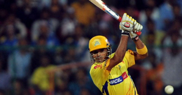 Subramaniam Badrinath - A match winning knock of 47 runs