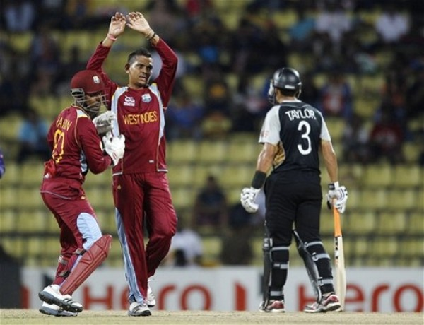 Sunil Narine - Excellent bowling in the match
