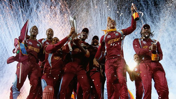 West Indies - The ICC World Twenty20 2012 Champions