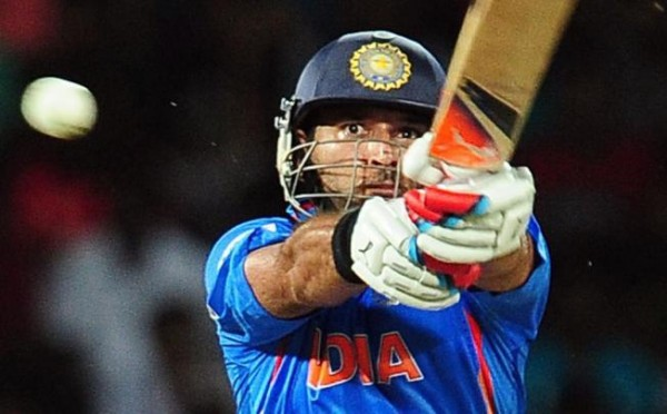 Yuvraj Singh - 'Player of the match' for his all round performance