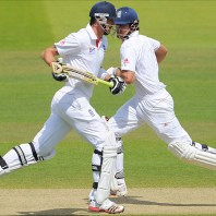 Alastair Cook and Kevin Pietersen - Put England back on track