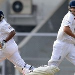 England XI benefitted by the tons of Alastair Cook and Samit Patel