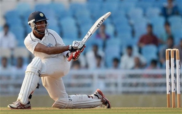 Cheteshwar Pujara - 'Player of the match' for his majestic unbeaten knocks