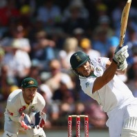 Faf du Plessis - Rescued South Africa again by his solid batting