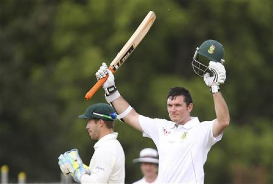 Graeme Smith - Another brilliant ton under pressure