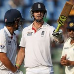 Kevin Pietersen - Minced Indian bowling with his superb batting
