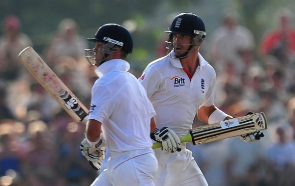 Kevin Pietersen and Jonathan Trott - Timely centuries