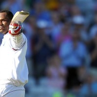 Marlon Samuels - Third Test ton in 2012