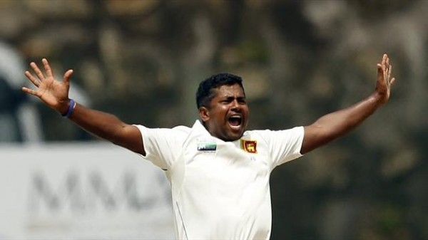 Rangana Herath - A lethal bowling spell of 5-65