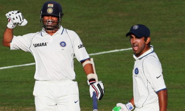 Sachin Tendulkar and Gautam Gambhir - Mountains of runs expected from the duo