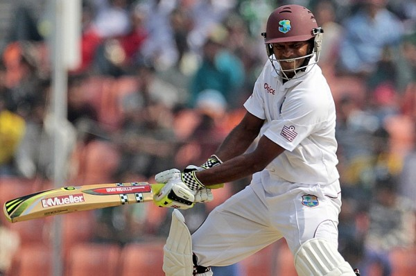 Shivnarine Chanderpaul - 'Player of the series' for his explosive batting
