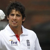 Alastair Cook - 'Player of the series' for his superb batting and excellent leadership