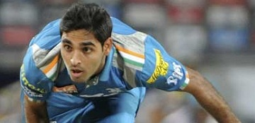 Bhuvneshwar Kumar - The emerging all-rounder