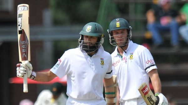 Hashim Amla and AB de Villiers - Masterly tons in the match