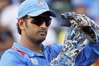MS Dhoni - Dependable captain