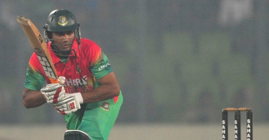 Mahmudullah - 'Player of the series' for his all round performance