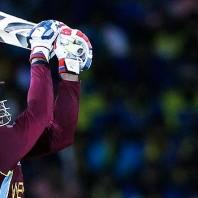 Marlon Samuels - Powered unbeaten 85 off 43 mere deliveries