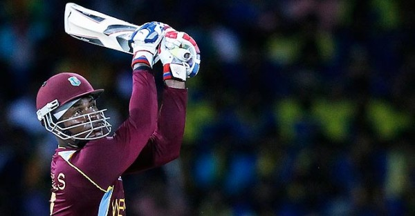 Marlon Samuels - Powered unbeaten 85 off 43 mere deliveries