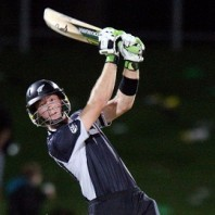 Martin Guptill - A herioc unbeaten knock of 101 runs