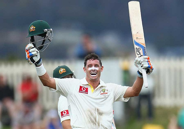 Michael Hussey - His tremendous form continues with another century