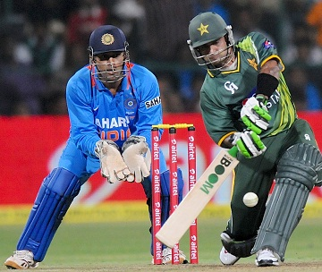 Mohammad Hafeez - Glorious batting and Excellent captaincy