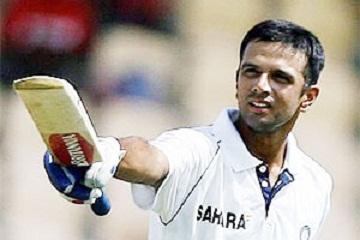 Rahul Dravid - The ex-wall of Indian batting
