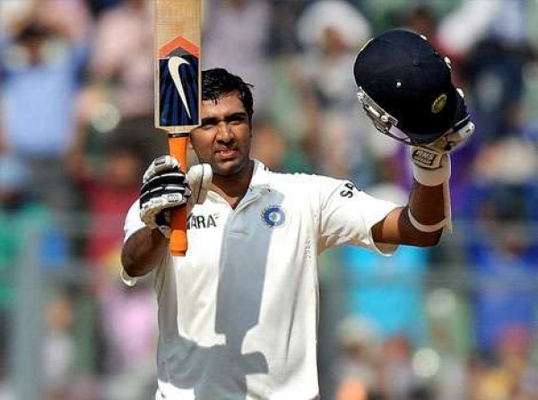 Ravichandran Ashwin - A fighting knock of unbeaten 83 runs