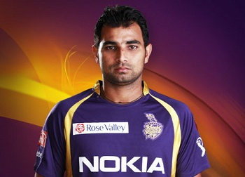 Shami Ahmed - The young fast bowler