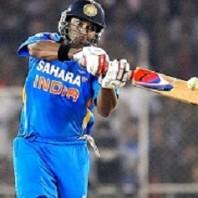 Yuvraj Singh - Blasted 72 match winning runs