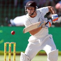 BJ Watling - Sheild against the deadly Proteas bowling in both innings