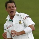 Dale Steyn - 'Player of the match' for his 8 wickets haul