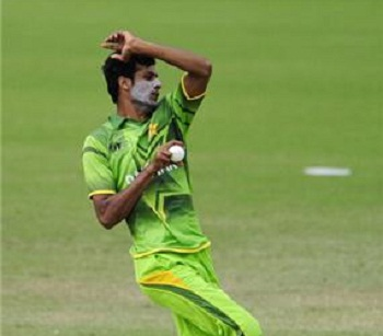 Ehsan Adil - The emerging fast bowler