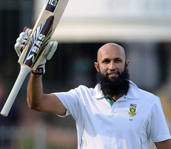 Hashim Amla - Smahsed 19th Test ton
