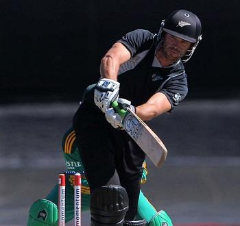 James Franklin - A match winning unbeaten knock of 47 runs