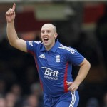 James Tredwell - 'Player of the match' for his 4-44