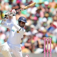 Lahiru Thirimanne - A courageous knock of 91 runs