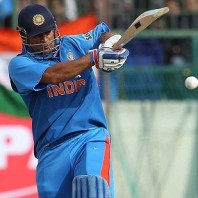 MS Dhoni - India fell short of 30-35 runs