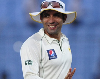 Misbah-ul-Haq - Impressive record as a captain