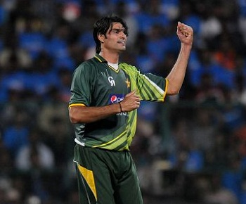 Mohammad Irfan - Lethal Bowler