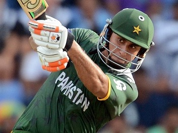 Nasir Jamshed - The emerging opener in the ODIs
