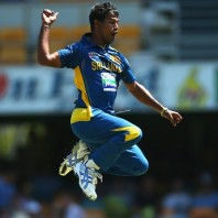 Nuwan Kulasekara - Broke the back of the Australian batting by grabbing 5-22
