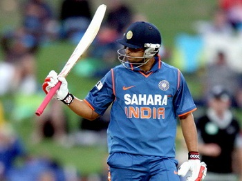 Suresh Raina - An explosive unbeaten innings of 89 runs