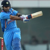 Virat Kohli - an explosive unbeatn match winning knock of 77 runs