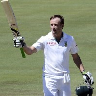 AB de Villiers - 'Player of the series' for his outstanding batting and wicket keeping