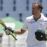 AB de Villiers - Plundered his 15th Test ton