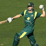 Adam Voges - A match winning maiden ODI ton