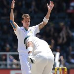 Dale Steyn - 'Player of the match' for his outstanding bowling
