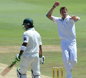 Dale Steyn - Wrecker in chief of Pakistan batting