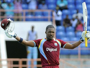Darren Bravo - Excellent batting in the ODI series