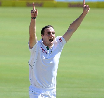 Kyle Abbott - Deadly bowling spell of 7-29 on debut